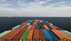 Asia-Europe marine container shipments notch new record - Tiger Logistic Link